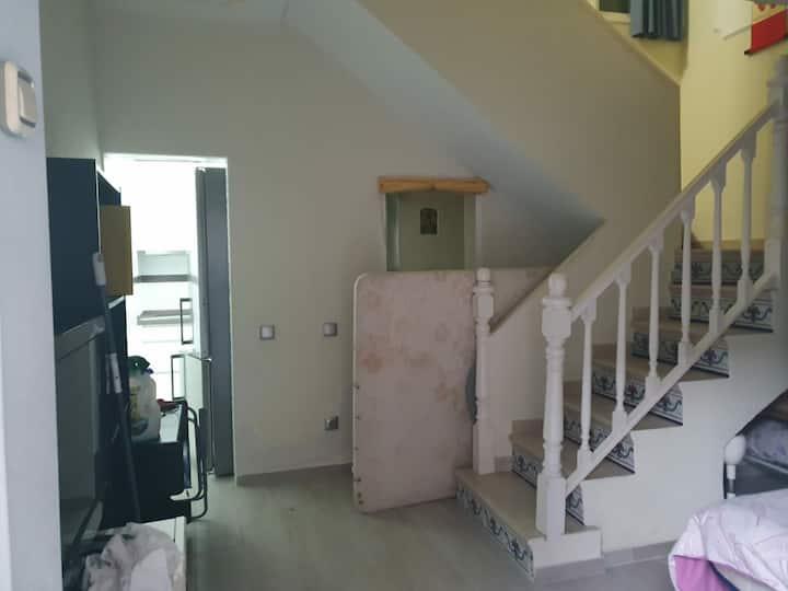 Casa en pleno centro en Benidorm.