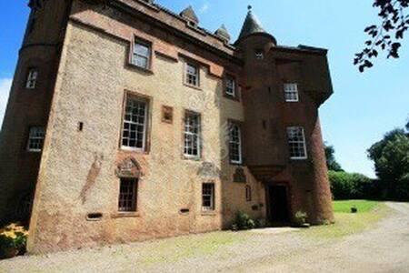 Medieval castle, Colliston - Colliston