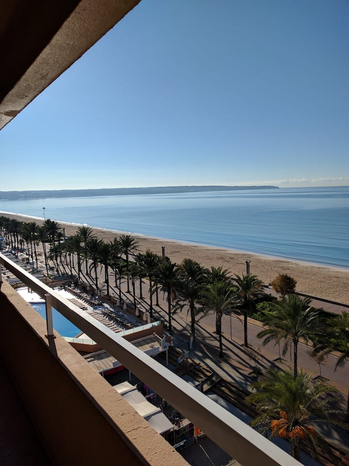 Private Room, with sea views in Playa de Palma