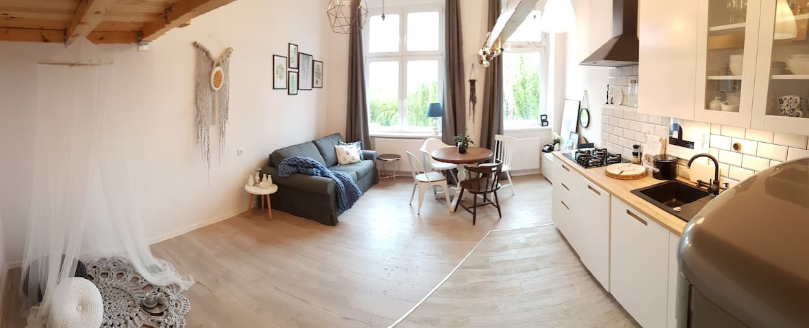 Botanic Apartments - Prusa 7min walk to Old Town - Wrocław - Apartment