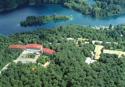Hotel with Breakfast inside the National Park - Plitvički Ljeskovac