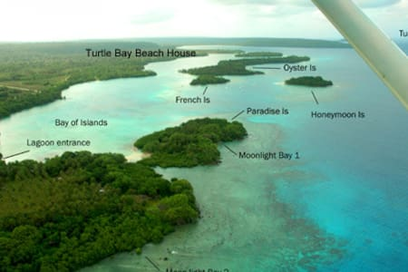 Dugong Cottage, Turtle Bay - Blue Holes/Islands/Reef on your Doorstep