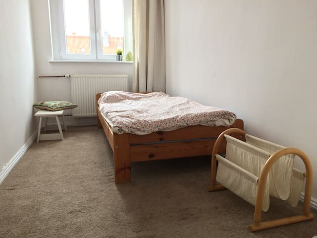 Cosy room for one person in Łazarz
