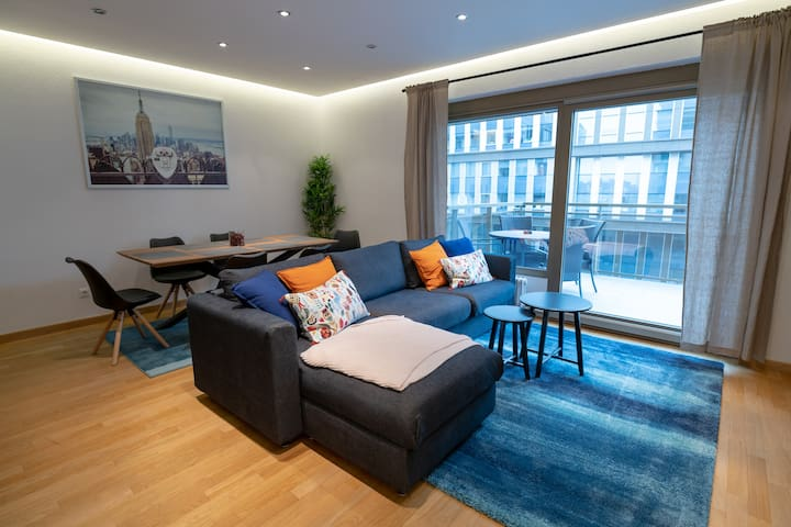 "Apartment ""Alpha"", 80 sqm, New Zagreb"
