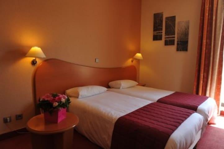 chambre simple-confort