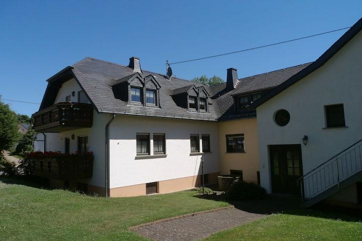 Elegant Apartment in Eschfeld with Sauna