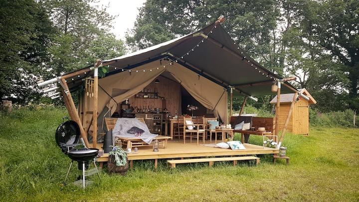 Tente Safari Lodge Cocoon