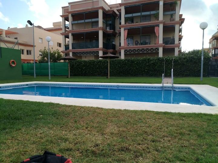 Apartamento Los Pinares *. Wifi. A/C.
