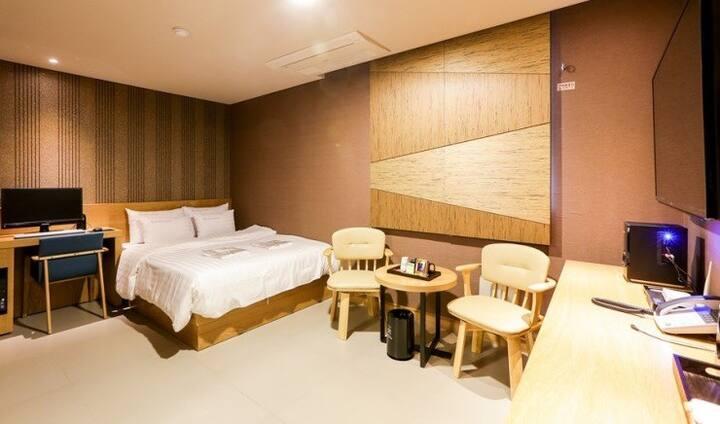 내 집 같이 편안한 공간♥#1 A comfortable space Hotel The Hue