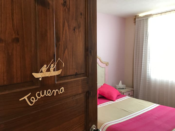 "El Palomar -""TECUANA""- Bed & Breakfast"