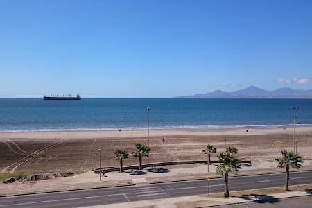 Dpto. hermosa vista al mar, a pasos de la playa. - 科金博 - 公寓