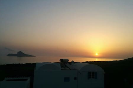 Maison à Rafraf au bord de la mer avec superbe vue