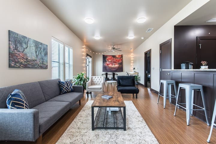 Ft Worth Southside Loft 202- Walk to Magnolia Ave!