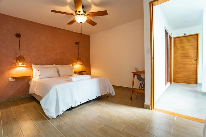 Comfort Double Room + Bathroom and Excellent View