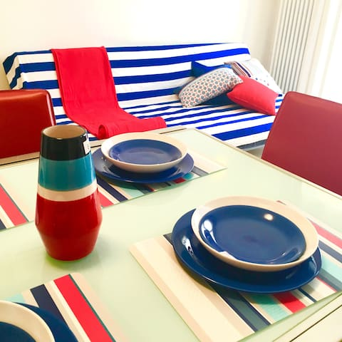 APPARTAMENTO A DUE PASSI DAL MARE - Rimini - Apartment