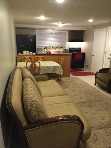 1BR 1BA Walk to Princeton University and downtown! - Princeton - Dům pro hosty