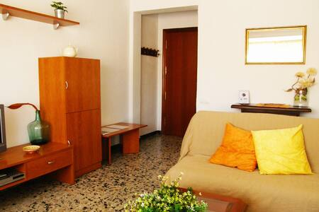 Apartamento en Tarragona, zona playa Milagro, WIFI