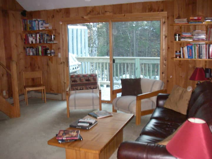 2 Bedroom Condo 2.5 miles from Mount Snow