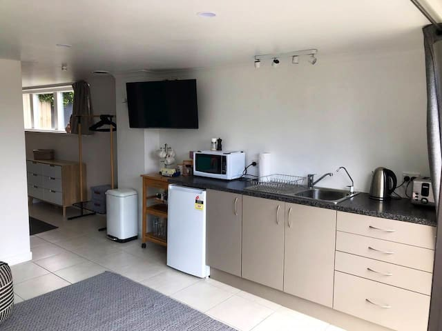 Great space close to all tauranga has to offer.