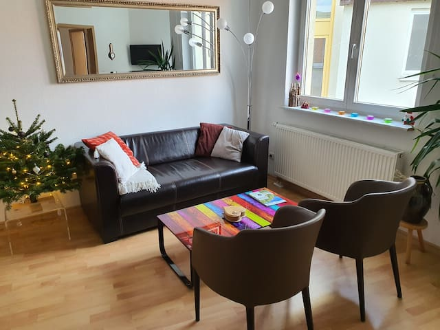 Helles 3-Raum Appartement Innenstadt Dominsel