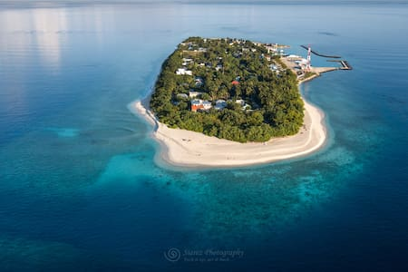 Deluxe Double or Twin Room @ Ukulhas Maldives