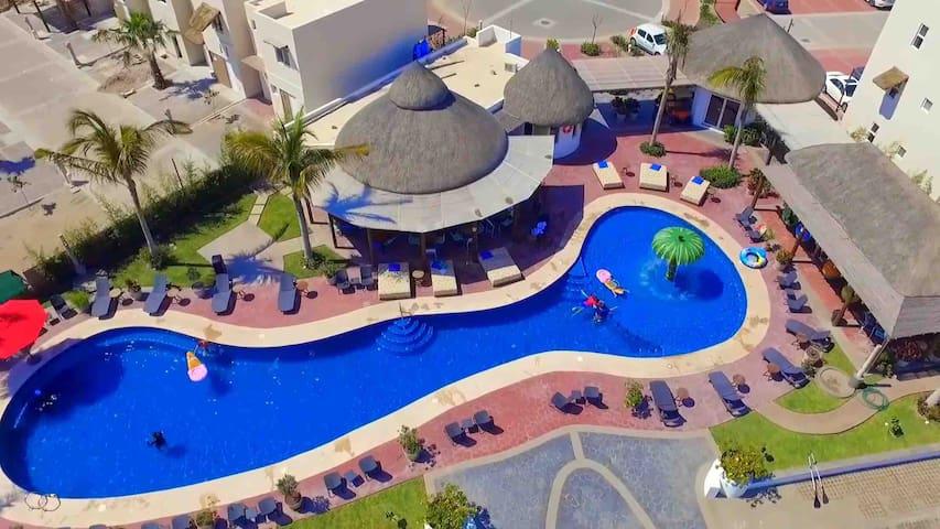 Departamento con Playa Privada en Punta Esmeralda1