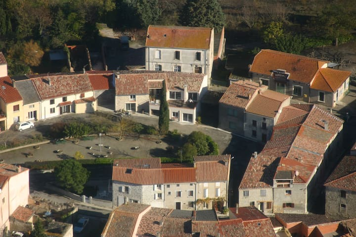 la terrasse - Ferran - Dům