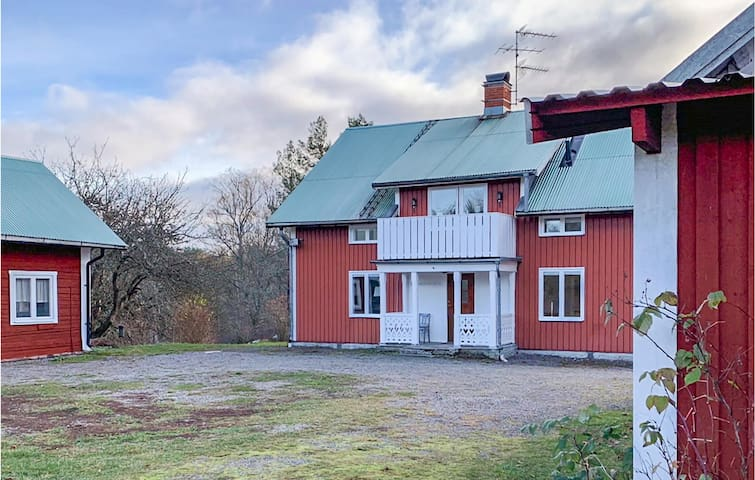 Holiday cottage with 3 bedrooms on 170m² in Valdemarsvik
