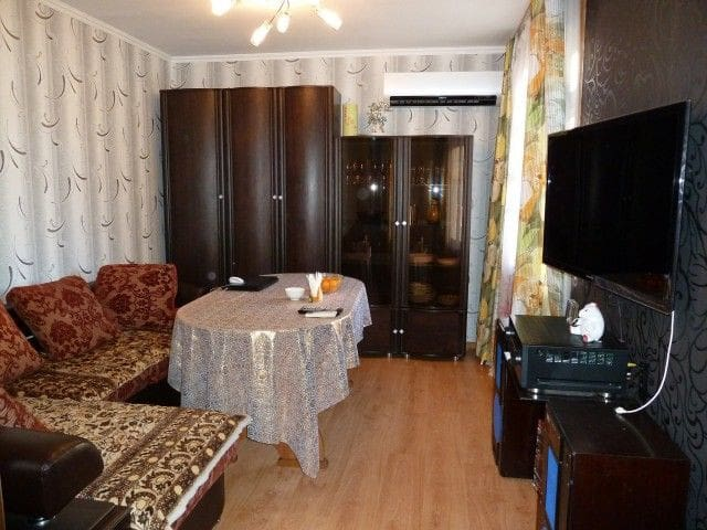 2х Комнатн квартира 5 мин море цент - Sochi - Apartamento