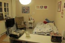 Schönes Zimmer in der Oberstadt