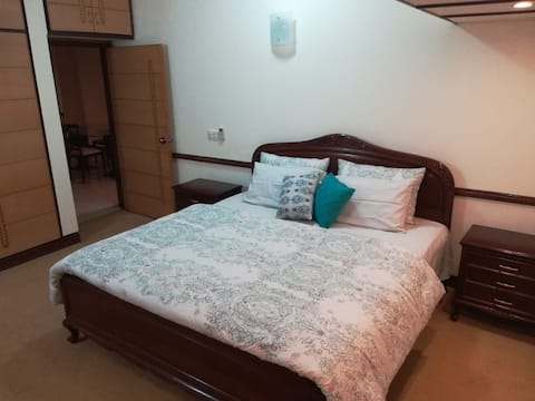 3BR in Diplomatic Enclave, luxury in secure area