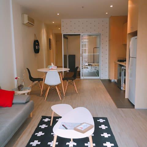 The City Loft - Adelaide - Wohnung