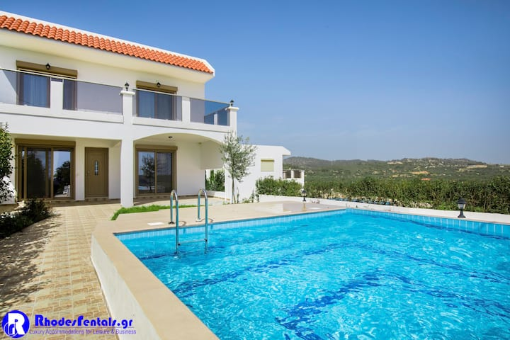 Kolymbia Dreams Apts- Terrace or Balcony & Pool