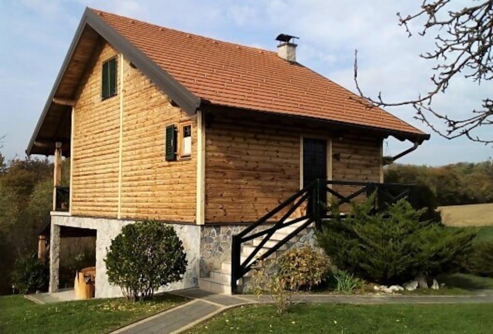 Kokina hiža / Koka`s cottage