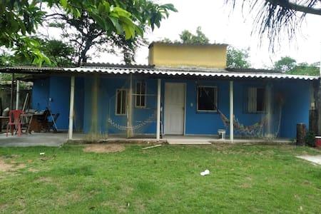 Casa de Praia - Regência Augusta - ES