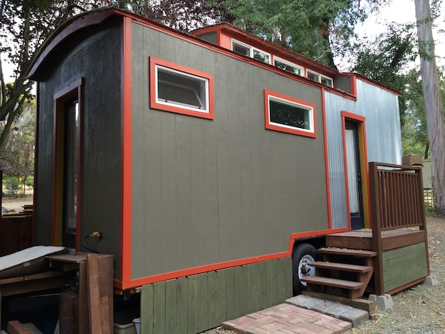 Tiny house in the trees, edge of SF Bay area - El Sobrante - Other