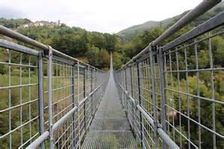Angolo romantico di Toscana - Popiglio - Pis