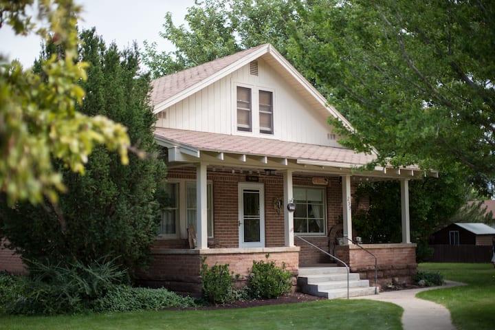 Cross R Ranch Home