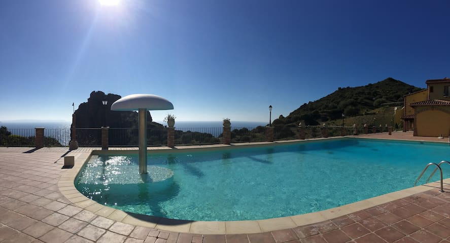 La Casa del Sole Tanca Piras - Vista Mare - Wi-fi