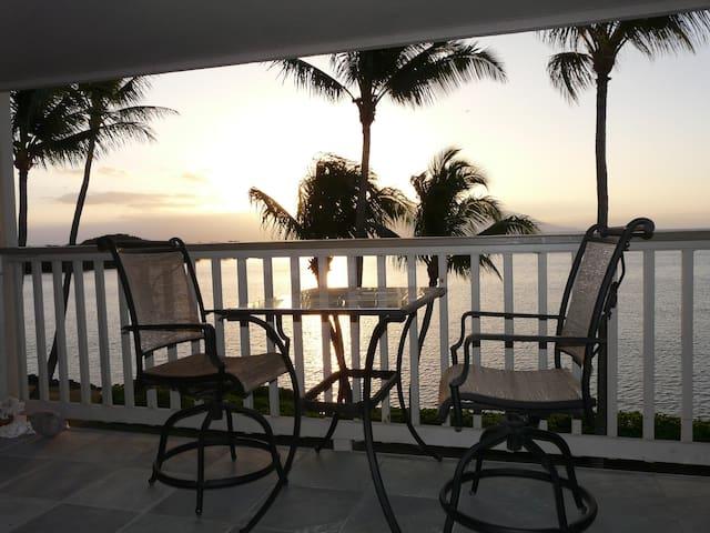 *NO GUEST SERVICE FEE*  Luxurious Oceanfront Condo on Molokai - Ka Hale Ola