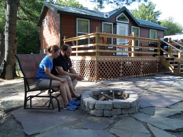 Fabulous cabin 6 miles from Bangor - Holden