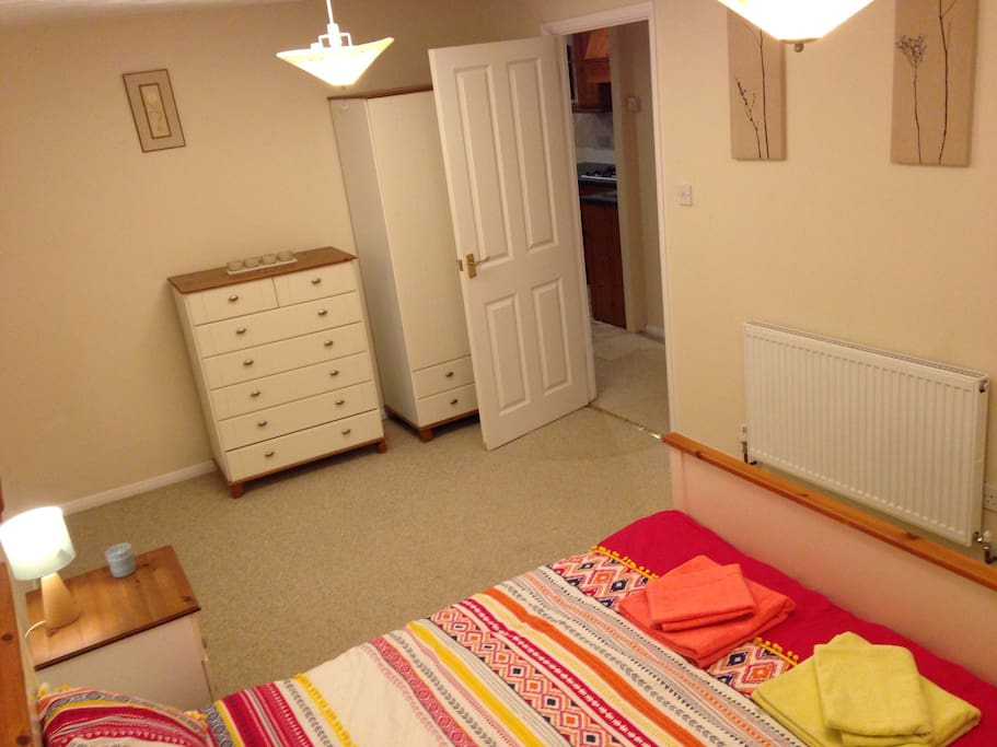 Large Main Bedroom with Double Bed