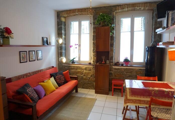 Mini appartamento LE ROSETTE - Trieste - Appartement