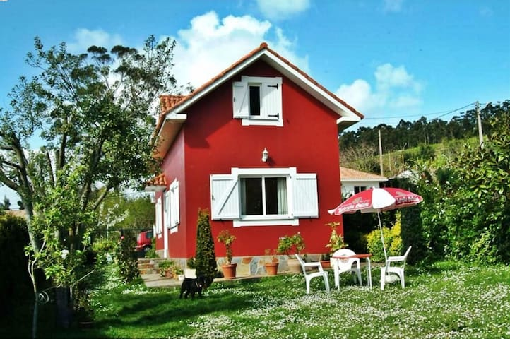 Cozy house in delightful place - Cedeira - Huis