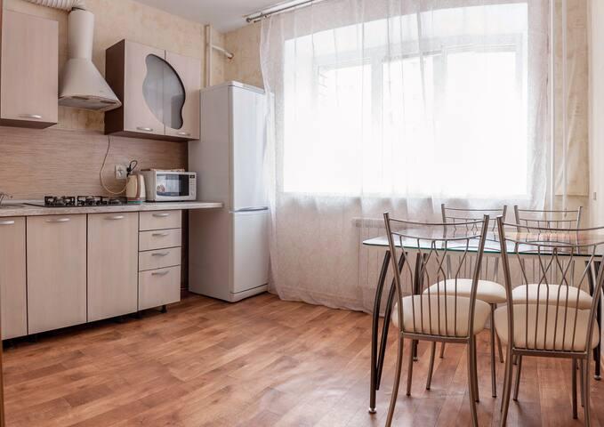 Уютная квартира рядом с Мамаевым Курганом