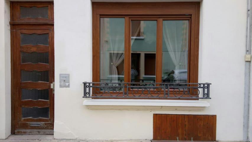Au vieux verdun - Verdun-sur-le-Doubs - Apartment