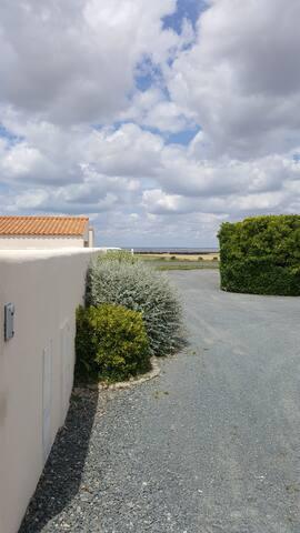 Charmante maison proche de la Rochelle