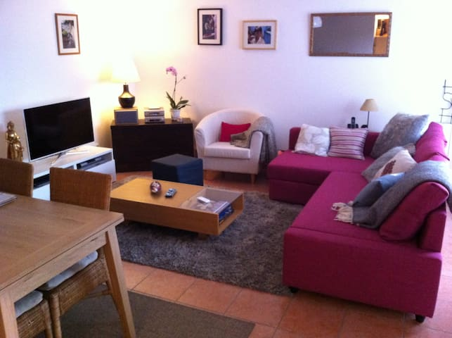 Cosy & quiet 2 bedr. apartment easy reach downtown