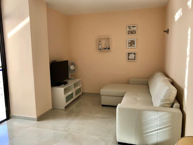 Apartamento Fuengirola primera linea de playa.