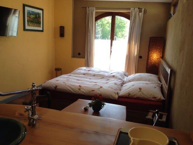 Apartment Uhltopf III - Brühl - Huis